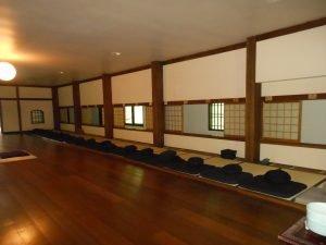 Zendo Hall